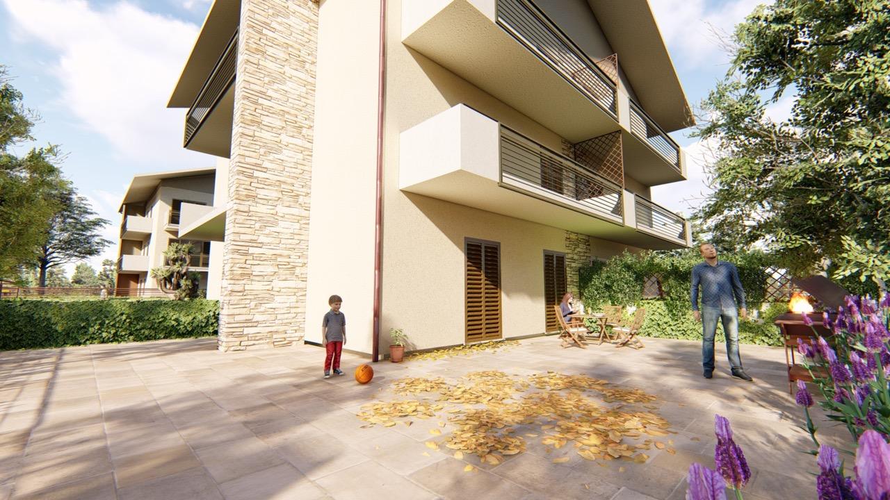 Pontecagnano appartamenti di nuova costruzione scudiero for Progetto casa moderna nuova costruzione